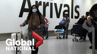 Global National: Jan. 22, 2020 | Coronavirus outbreak latest; Newfoundland blizzard recovery