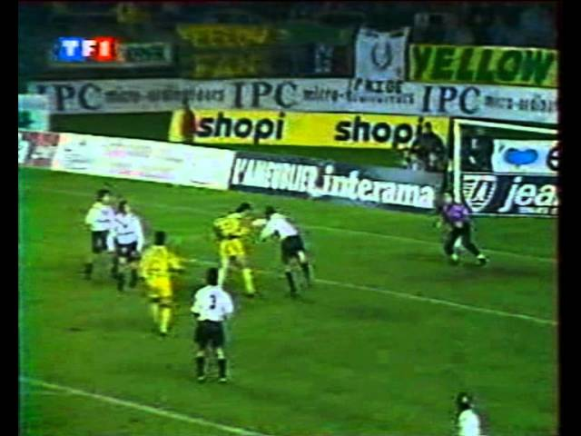 FC Nantes - Angers SCO 2-1  - 1993-94