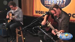 Jay Hawks - She Walks (Live at KFOG Radio)