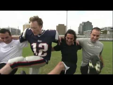 Conan Football Kicker (Remote)