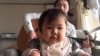 歌ってみました。娘はこの歌が大好きだそうです。 ホームビデオのように...
