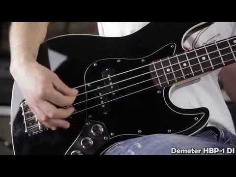 Fender Jazz Bass Aerodyne Japan 2005 Demo