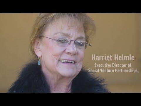 Harriet Helmle, Executive Director of Social Venture Partnerships - An Interview
