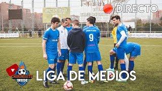 El Chiringuito 7-3 Atlético Altarejos | LIGA DE MEDIOS JORNADA 8