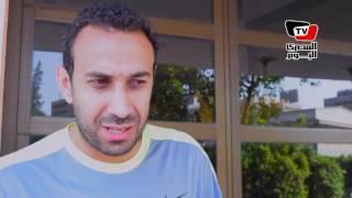 طارق السعيد متحدثا عن لعنة اتحاد الشرطة: «مش هنط من المركب»