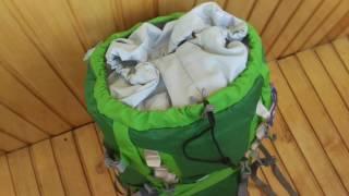 Обзор на туристический рюкзак с Алиэкспрес Mountaintop