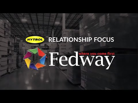 Relationship Focus: Fedway Associates