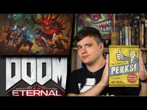 Diablo не умерло! Геймплей DOOM Eternal и Red Dead Redemption 2 | xDigest thumbnail