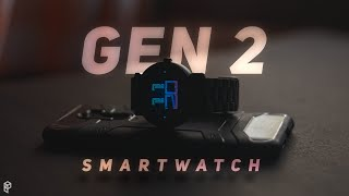 Watchout Wearables Gen 2 smartwatch - The Best Smartwatch under ₹6k (2019)