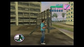"Grand Theft Auto Vice City -Walkthrough PS4-Misson#24""Dirty Lickin's"""