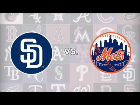 Padres at Mets (Opening Day Broadcast)