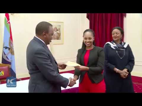 Kenyan President launches Chinese sponsored doctoral scholarships