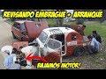 Fiat 600 De Pista - Revisando Embrague + Puesta en Marcha - Radialero Team