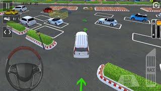 Real Prado Car Parking Game 3D Driving / car parking game 3d screenshot 4