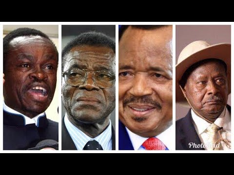 PLO LUMUMBA SPEAKS THE TRUTH ABOUT AFRICAN LIFETIME PRESIDENTS