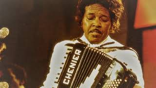 CLIFTON CHENIER - THE KING OF THE  'ZYDECO'  (LIVE)