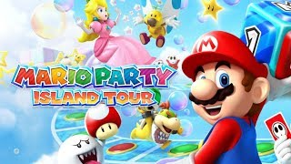REVIEW - Mario Party: Island Tour