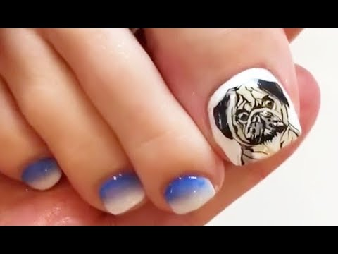 PEDICURE! THIS IS CRAZY! Extraordinary transformations of extremely short nails and toenails at home