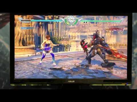 Soul Calibur 6 - Xianghua vs Nightmare (Part 1) @ Final Round 2018 1080p/60fps