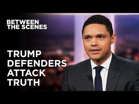 Tackling Trump's Attacks on Vindman – Between the Scenes   The Daily Show