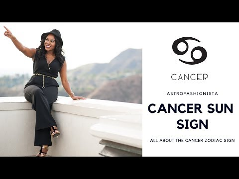 ALL ABOUT CANCER ZODIAC SIGN