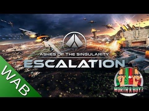 Ashes of the Singularity Escalation  Worthabuy?