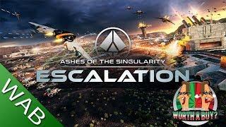 Ashes of the Singularity Escalation - Worthabuy?