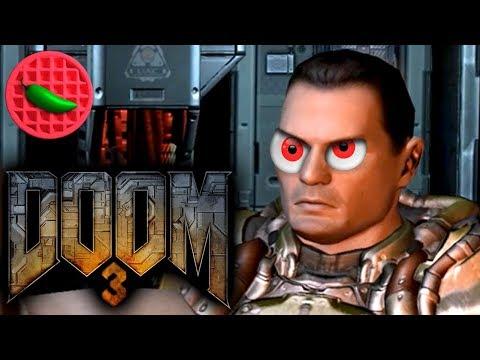 THE DOOM SLAYER HAS LANDED! – Let's Play Doom 3: BFG Edition Part #1 (1080p 60fps)