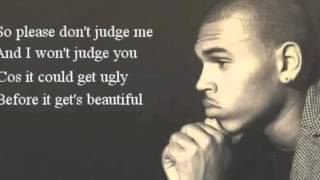 Chris Brown - Don't Judge Me (New 2012) (LYRICS IN DESCRIPTION)