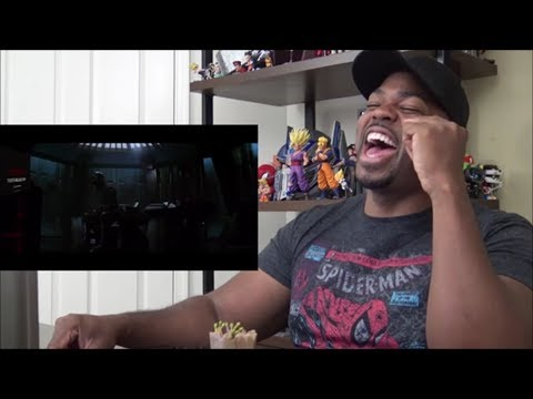 Download Youtube: KYLO REN REACTS to The Last Jedi Trailer - REACTION!!!