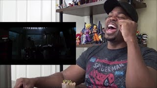 KYLO REN REACTS to The Last Jedi Trailer - REACTION!!!