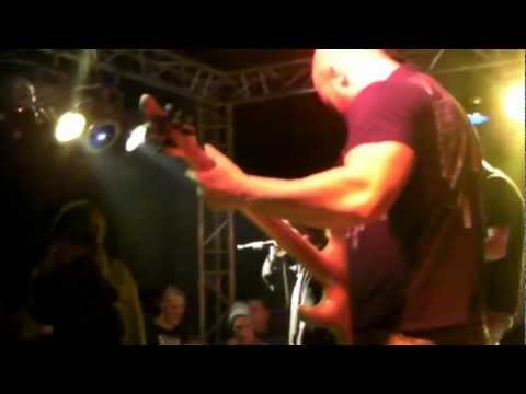 CRAWLSPACE - The new breed  (with Peachey Six ft ditch) Live @ Goodlife fest 2012