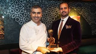 Asil Restaurant has been named the Middle East's Top New Restaurant for the World Culinary Awards