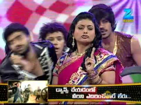 Zee Kutumbam Awards 2012 Dec  22 '12 Part   7 Travel Video