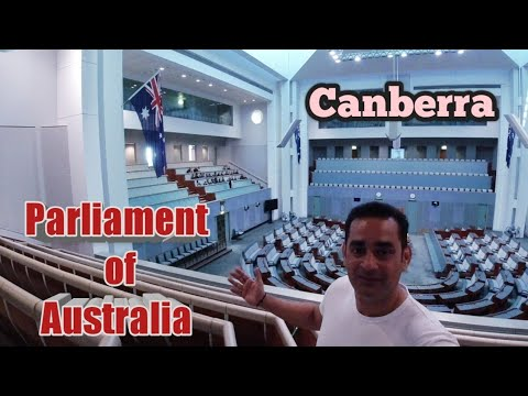 Canberra || Capital Of Australia ||Travelling Mantra