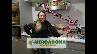 COMPRA ABRIL MERCADONA