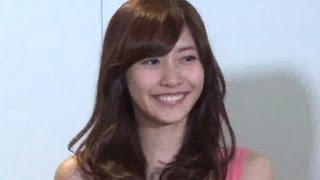 モデルの佐野ひなこさんが7月26日、東京都内で行われた「ヤングマガジン...