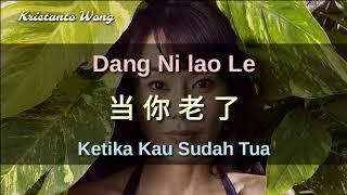 Dang Ni lao Le 当你老了 - Chen Ning 陈宁 (Ketika Kau Sudah Tua)