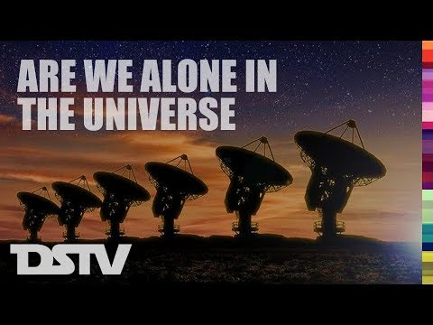 ARE WE ALONE IN THE UNIVERSE? SCIENCE LECTURE