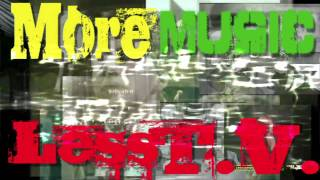 New Reb - More Music Less TV | Reggae Hip Hop