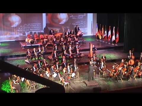 l'Algerie au 8eme Festival culturel international de  la Musique Symphonique