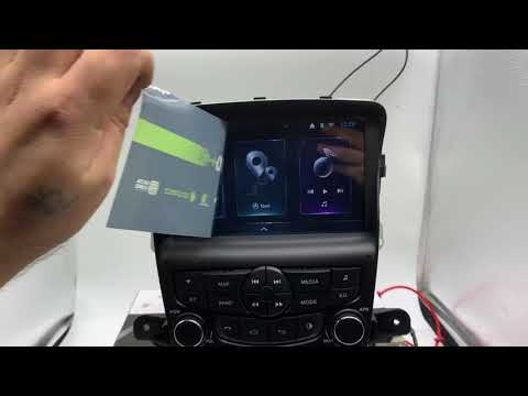 CENTRAL MULTIMÍDIA CHEVROLET CRUZE LT LTZ ANDROID 8.1 TV FULL HD Carplay