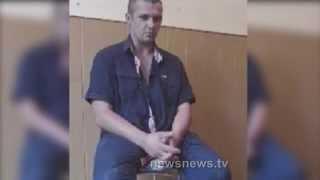 Показание пленного  Зверства украинской милиции