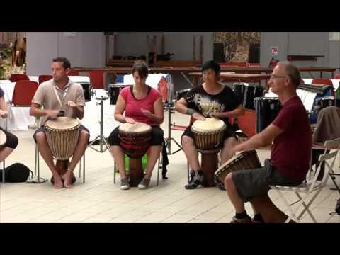 John Boswell- Percussions