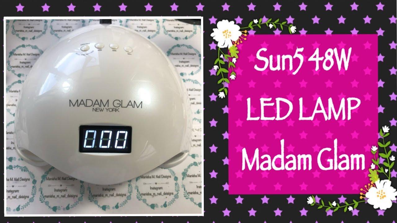 Glam Sun5 Led Madam 48w Lamp30Discount Manisha30 Code HD2E9YWI