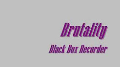 Brutality by Black Box Recorder