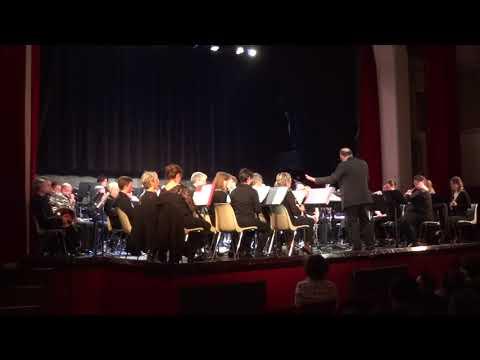 Limelight Charlie Chaplin - Orchestre D'Harmonie Du Val D'Oise - 11 Mars 2018
