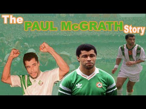 THE PAUL McGRATH STORY