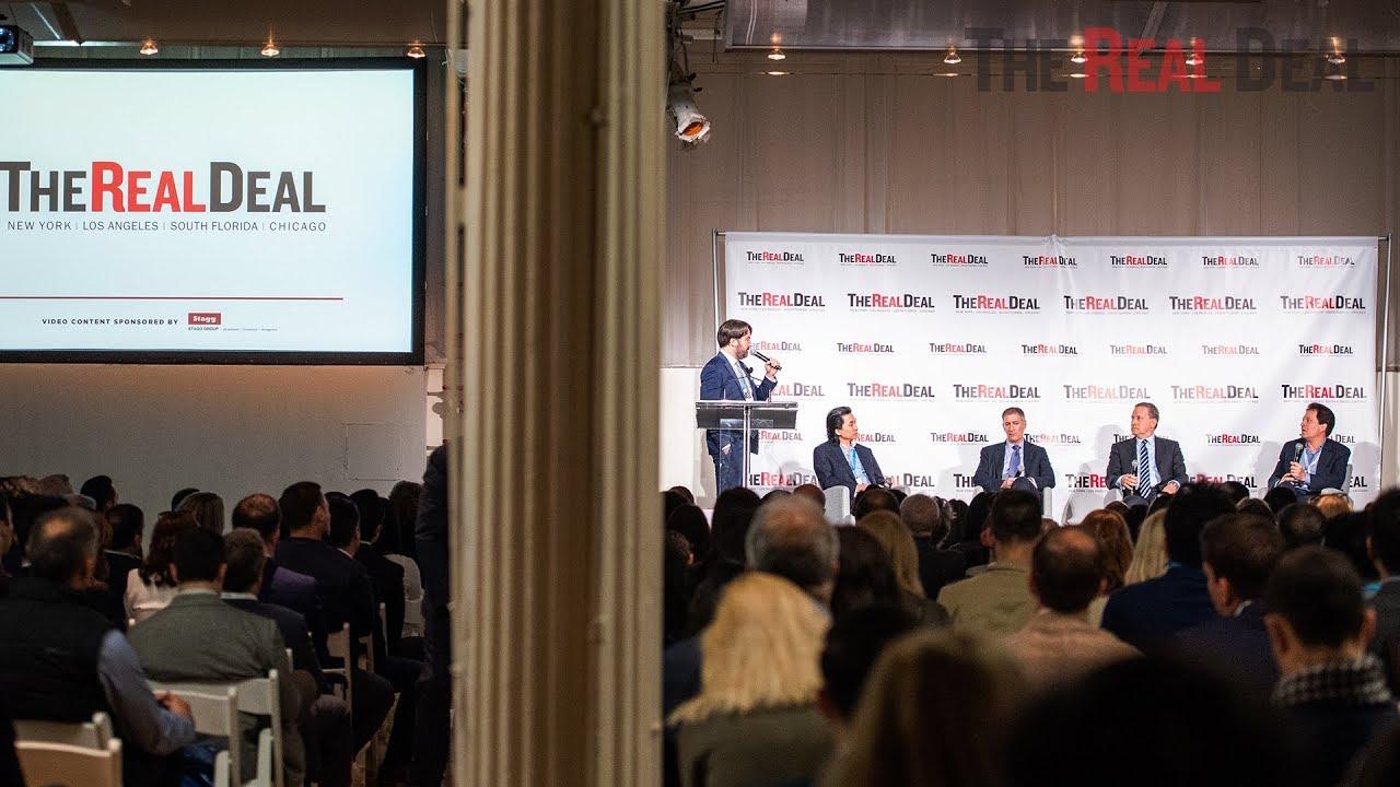 TRD NY Showcase & Forum 2018: New Development Frontiers (Panel 2)