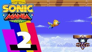 Let's Play Sonic Mania Plus (Encore Mode), Part 2